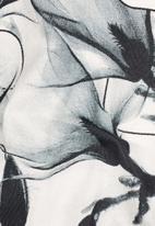 G-Star RAW - Rijks boyfriend tee - white & black