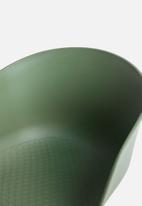 Sixth Floor - Bea office chair - green