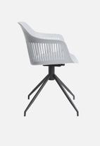 Sixth Floor - Hudson office chair - grey