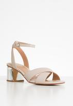 ALDO - Elrurith heels - neutral