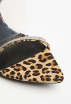 Superbalist - Zandi heel - brown & beige