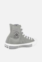 Converse - Chuck Taylor All Star VLTG Leather Hi - mason