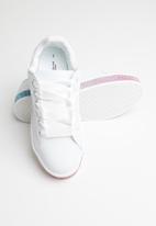Sissy Boy - Chasing rainbows sneaker - white