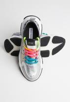 Steve Madden - Ajax sneaker - silver metallic