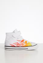 Converse - Chuck Taylor All Star 1v archive flame - white