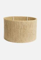 SF Collection - Grass barrel lampshade
