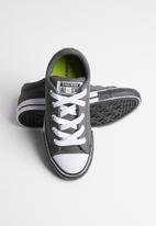 Converse - Chuck Taylor All Star street speckle toe slip-on sneaker - grey