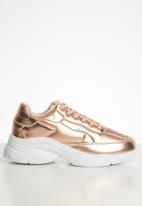 Superbalist - Fresh sneaker - rose gold