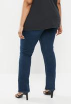 Levi's® - Curvy bootcut - blue