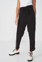 Cotton On - Shannon pants - black