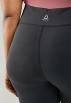 Reebok - Curve lux tight - black