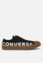 Converse - Chuck Taylor All Star Wordmark - black / gum honey