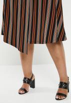 edit Plus - Wrap skirt - multi