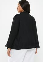 edit Plus - Soft jacket - black