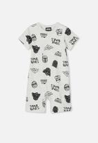 Cotton On - The short sleeve - grey