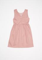 Rebel Republic - Satin party dress - dusty pink