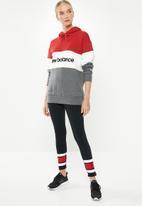 New Balance  - Stadium hoodie - multi