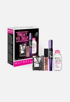 Maybelline - Treat Yo Self Makeup Collection
