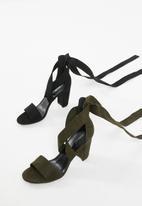 Superbalist - Yves heel - green