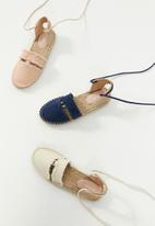 Superbalist - Eve espadrille - white