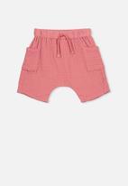 Cotton On - Jordan shorts - pink