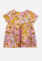 Cotton On - Milly short sleeve dress - multi