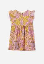 Cotton On - Goldie sleeveless dress - multi