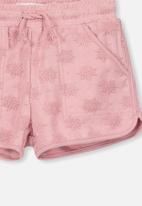 Cotton On - Nina knit short - pink