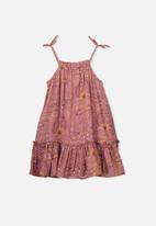 Cotton On - Lila sleeveless dress - pink