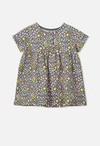 Cotton On - Milly short sleeve dress - multi