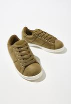 Cotton On - Street trainer - khaki
