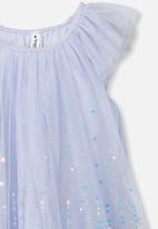 Cotton On - Iris tulle dress - purple