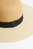 Superbalist - Jade straw hat - natural