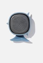 Typo - Novelty wireless speaker - blue
