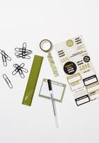 Typo - Stationery essentials pack - multi