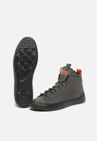 Converse - Chuck Taylor All Star - ultramidcarbon grey/black/campfire orange