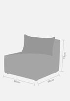 Sixth Floor - Modular single seater