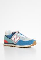 New Balance  - 574 classic - blue (400)