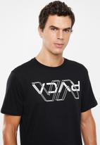 RVCA - Va out short sleeve tee - black