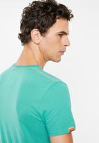 Superdry. - Heritage classic tee - green