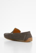 POLO - Ben slip-on driver - brown