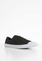 Converse - Chuck Taylor All Star Dainty ox - black & mason