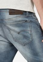 G-Star RAW - 3301 Slim  jeans - blue