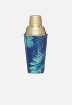 Kitchen Craft - Palm print cocktail shaker - 500ml