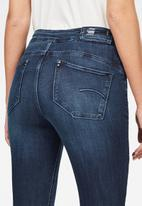 G-Star RAW - Citi-you high waist super skinny - blue