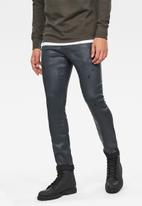 G-Star RAW - Revend skinny  jeans - black