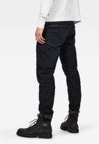 G-Star RAW - Citishield 3d slim tapered  jeans - black