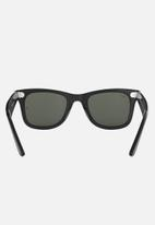 Ray-Ban - Wayfarer polarized sunglasses 50mm - black