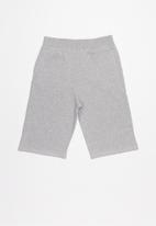GUESS - Guess teens fashion active shorts - grey