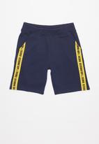 GUESS - Guess boys fashion active shorts - blue